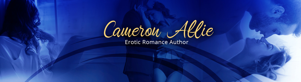 Cameron Allie - Erotic Romance Author
