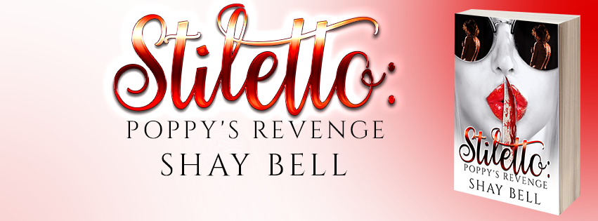 Stiletto Facebook Cover Art