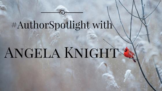 #AuthorSpotlight Angela