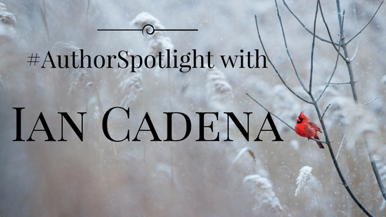 #AuthorSpotlight winter