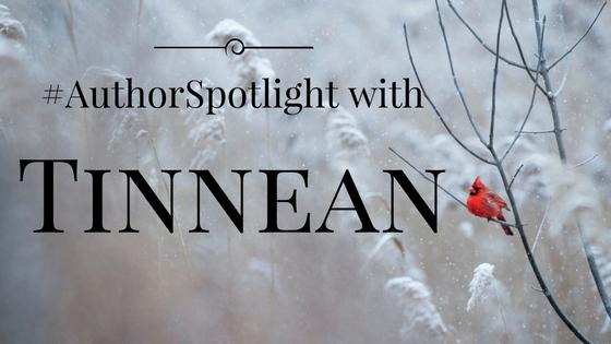 #AuthorSpotlight Tinnean