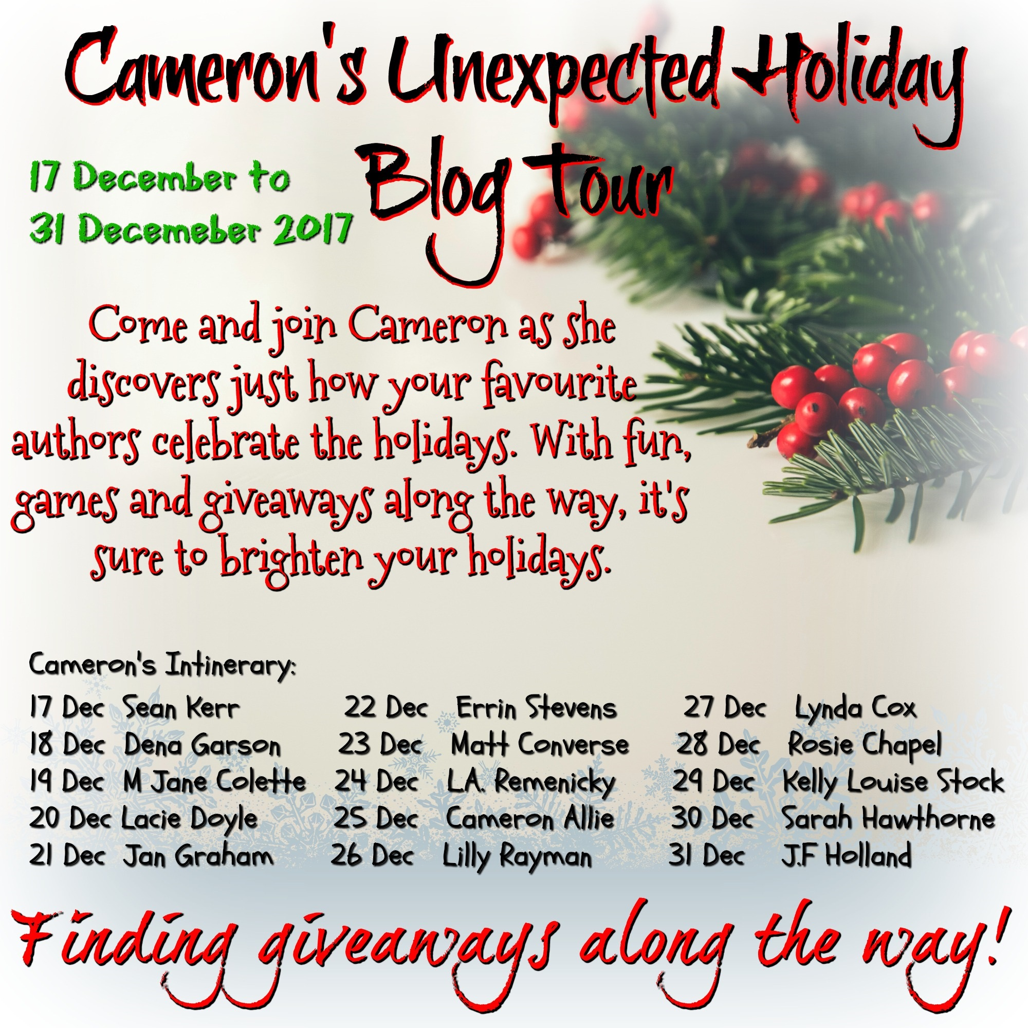 Kelly stock author if you have a twitter account cameron invites you to help spread the word about the this fabulous tour for a chance to win an ebook copy of her holiday fandeluxe Image collections